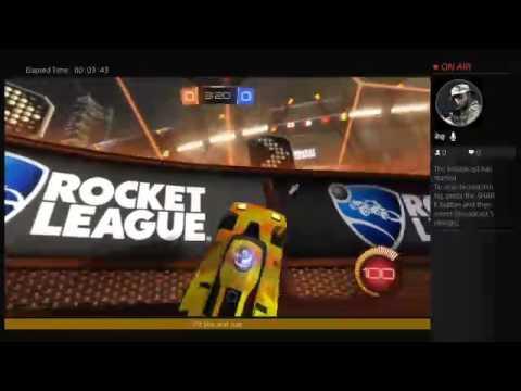 Rocket league #2