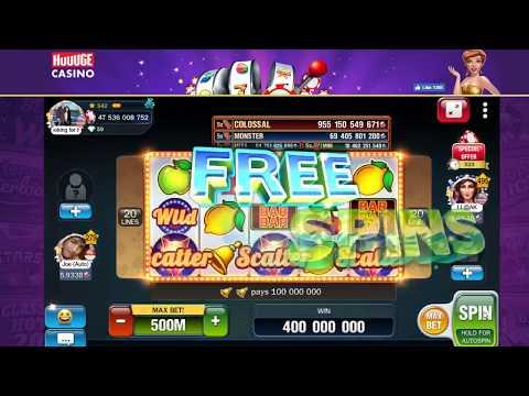 huuuge casino как выиграть