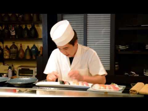 Sushi in Okinawa