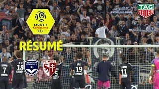 Girondins de Bordeaux - FC Metz ( 2-0 ) - Résumé - (GdB - FCM) / 2019-20