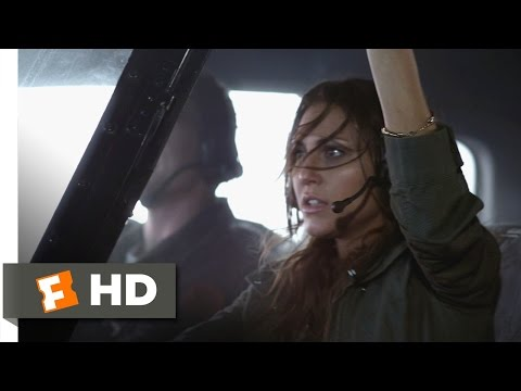 Sharknado (8/10) Movie CLIP - Chopper Chomper (2013) HD