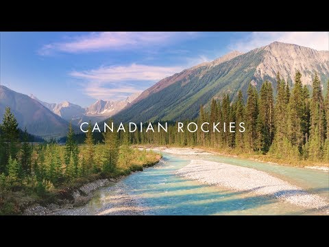 CANADIAN ROCKIES ROADTRIP 🇨🇦 VAN LIFE TRAVEL DIARY | EXPLORE CANADA
