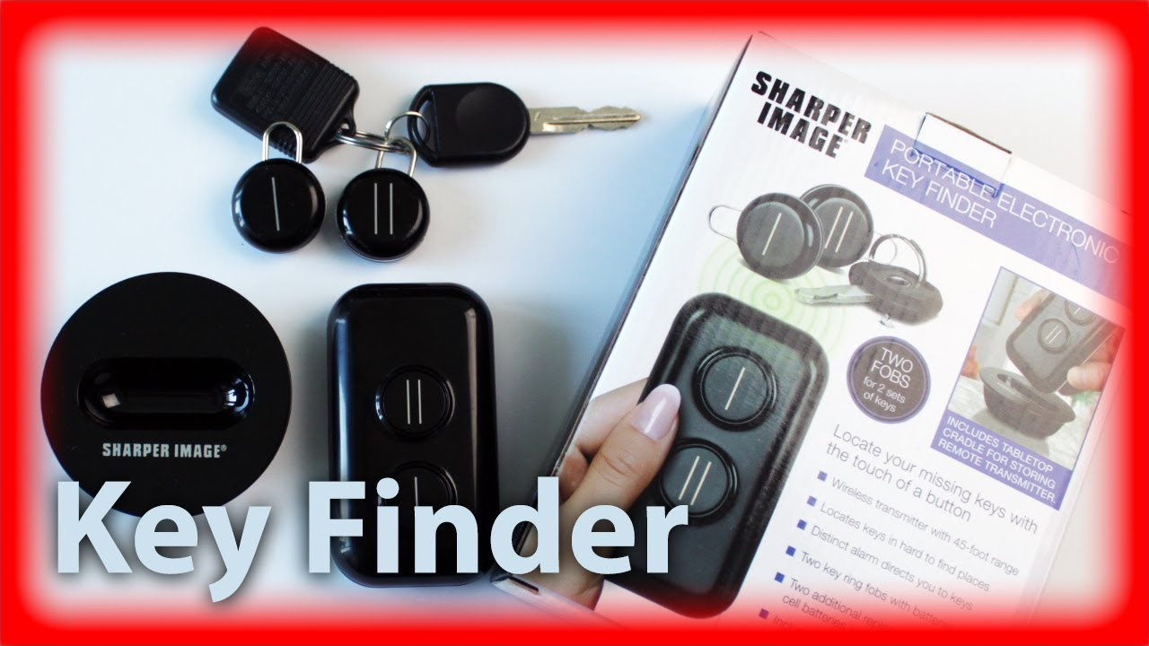 Electronic Key Finder Never Lose Your Keys Again Youtube
