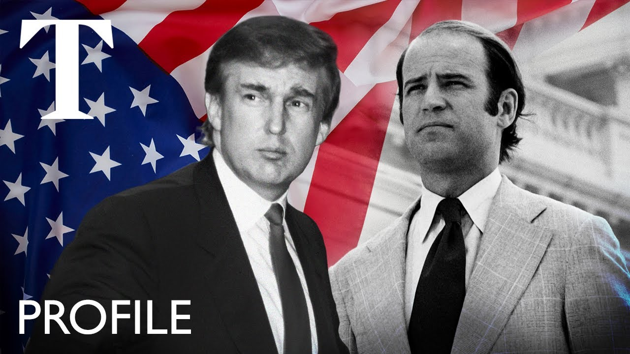 Trump v Biden: what their careers say about the next four years | Profile