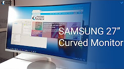 Samsung CF591 Series LC27F591FDNXZA 27