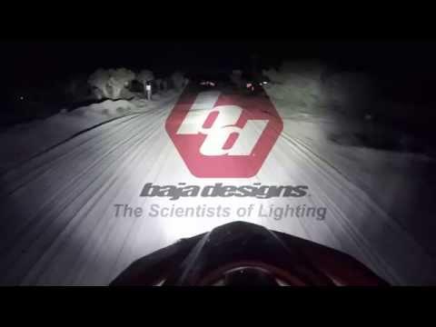 Baja Designs XL80/XL Racer Dual Race Light #BajaDesigns