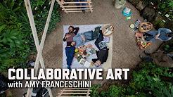 Collaborative Art with Amy Franceschini | KQED Arts