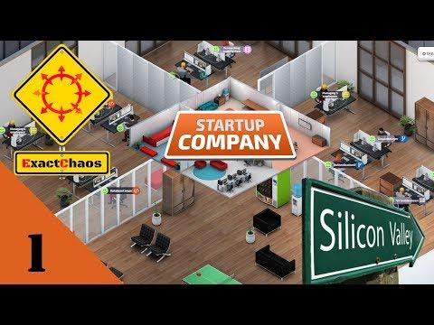 Startup Company #1 - Chaos Inc.