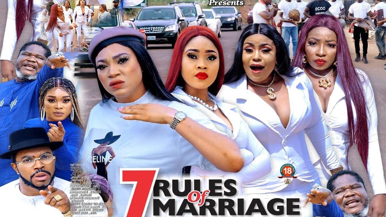 Download 7 RULES OF MARRIAGE SEASON 4{NEW TRENDING MOVIE}-UGEZU J UGEZU|QUEENENTH HILBERT|2021 Nollywood Movi