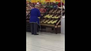 Супермаркет, жесть