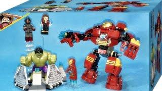 레고 헐크 버스터 스매시 76031 마블 슈퍼히어로 어벤져스 조립 리뷰 Lego The Hulk Buster Smash