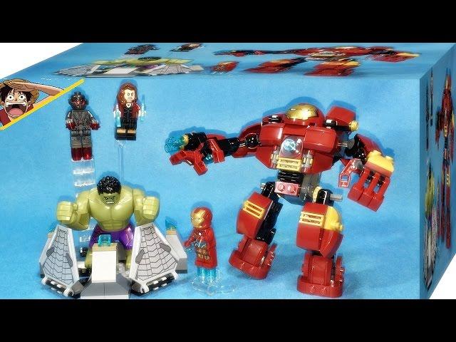 ?? ?? ??? ??? 76031 ?? ????? ???? ?? ?? Lego The Hulk Buster Smash