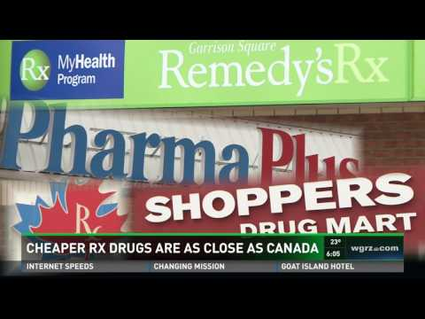 Cheaper Rx Drugs Are As Close As Canada