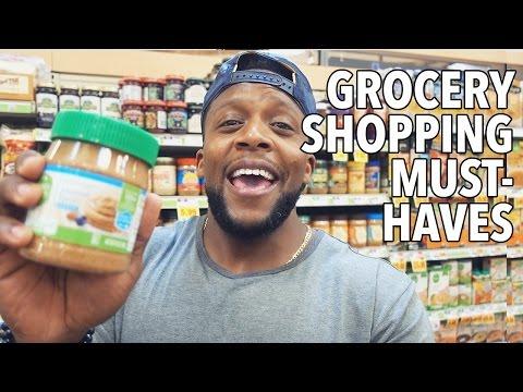 My Healthy Grocery Shopping Essentials / Alimentos Esenciales