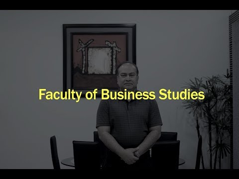 Why Study in the Faculty of Business Studies (FBS)? | UR School Time