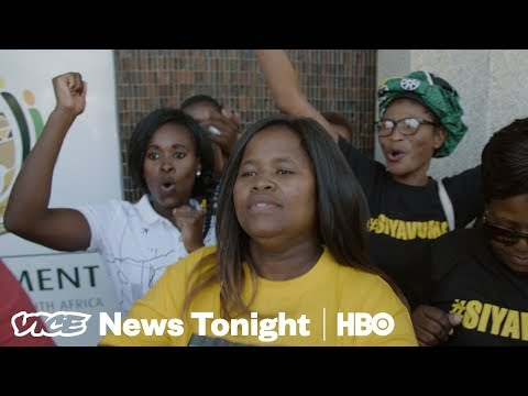 South Africa After Zuma & Parkland Shooting Survivors: VICE News Tonight Full Episode (HBO)