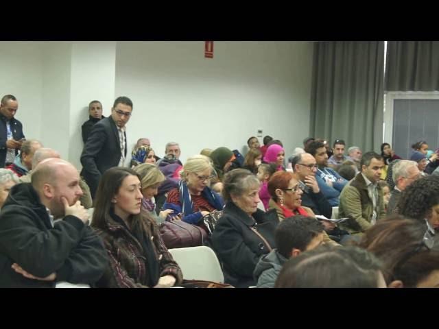 Hble Sra. Geanina Boicu cónsul de Rumanía en el acto del dia de la mujer 2016