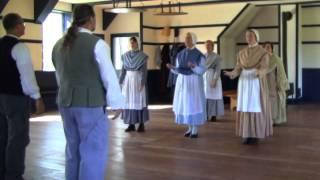Shaker Music & Dance - Hancock Shaker Village