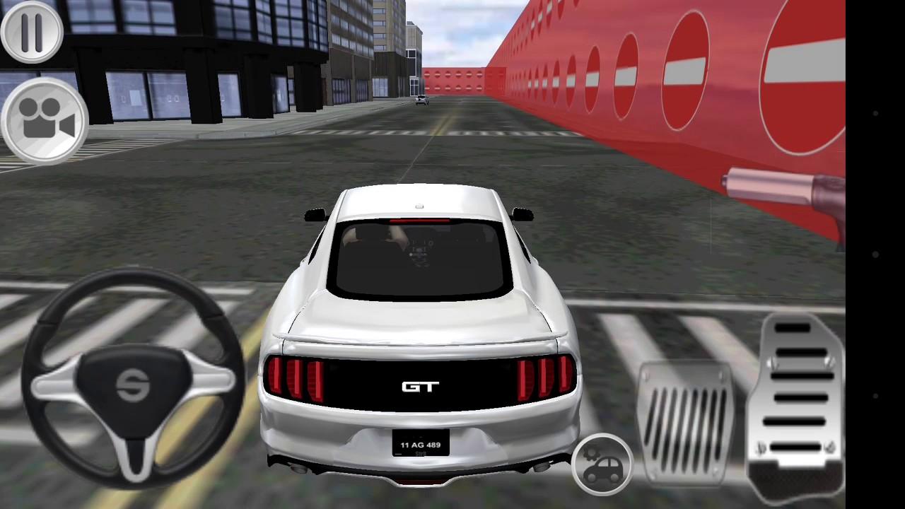 Direksiyonlu Araba Simulatör Oyunu Araba Oyunları118 Youtube