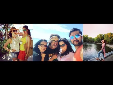 B Town Celebs On Vacations