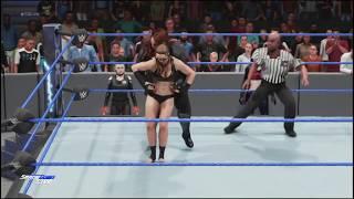 WWE 2K19 rowdy ronda rousey v nia jax
