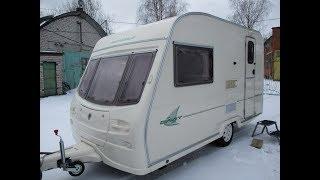 Автодом,жилой прицеп для проживания,караван,кемпер  AVONDALE 2004 года с маленьким весом
