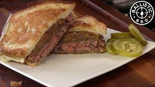 Cassell's Hamburgers Patty Melt Copycat Recipe!