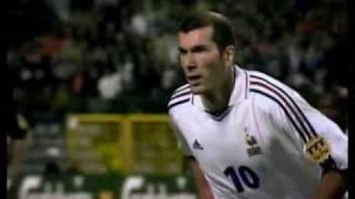 Zidane The Scientist