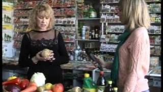 В поисках витаминов. Врачи советуют употреблять сельдерей и пастернак