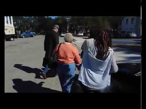 Second annual turkey giveaway by Evans Moore LLC