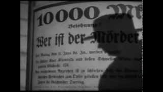 M - o Vampiro de Dusseldorf (1931) - Trailer
