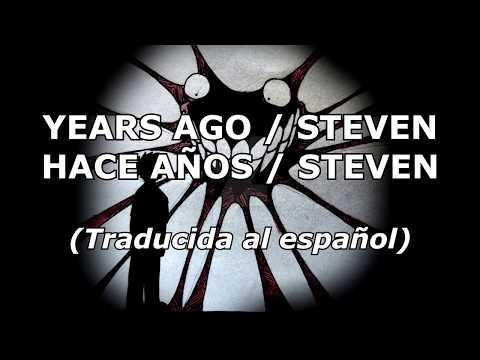 Years ago/Steven_Alice Cooper LYRICS (SUBTITULADA AL ESPAÑOL)