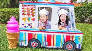 Kinderlieder und lernen & Farben lernen Farben spielen Spielzeug in der Schule Kinderlieder Wort 005