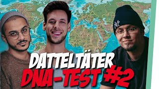 "Where do we ""really"" come from - Younes, Fiete, Marcel, Toya, Gelavije, Nour 