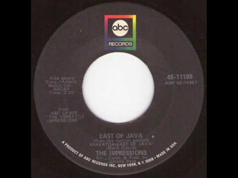 The Impressions - East of java.wmv