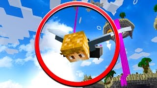 REAL MINECRAFT SKY WARS! #2
