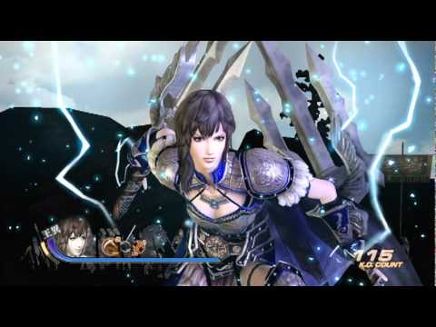 Dynasty Warriors 7 Xtreme Legends OST - Wang Yi Theme