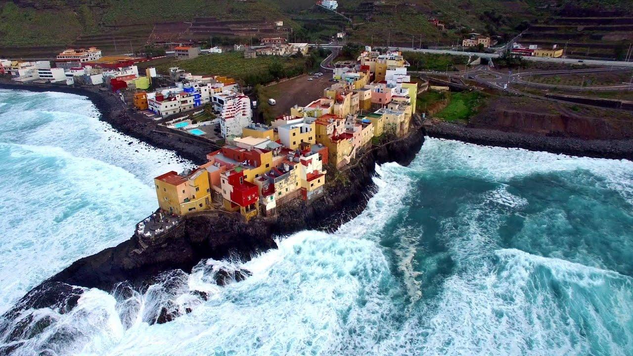 Beautiful Gran Canaria (Canary Islands) AERIAL DRONE 4K VIDEO