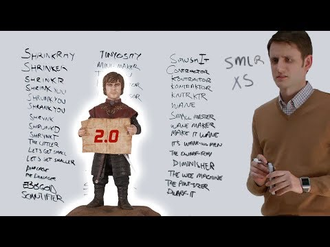 Dwarfism 2.0 - Jared Naming Pied Piper - Silicon Valley