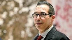 Who Is Steven Mnuchin, Trump's Treasury Pick?