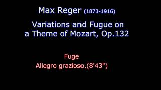 [DTM] Variations and Fugue on a Theme by Mozart (Fugue)