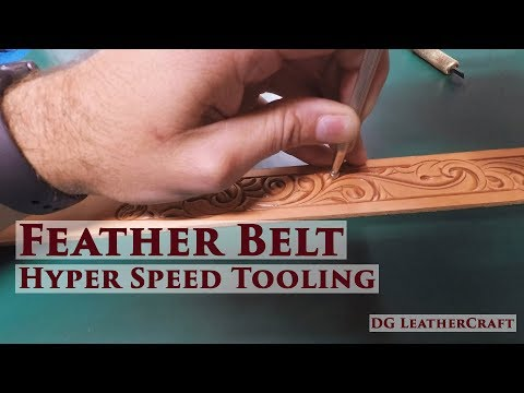 Feather Belt Hyper Speed Tooling