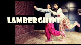 Lamberghini | Remix |Beautiful and easy Wedding Dance | Choreography by Ripanpreet sidhu