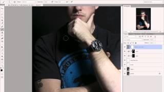 Episodio 3, Retoque basico de retrato ( Fotografos tercermundistas) Basic portrait retouch (spanish)