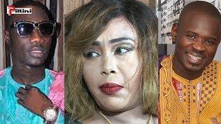 """Aïda  Patra :""""Ma relation avec mes goros Ameth thiou et Pape Cheikh Diallo"""""""