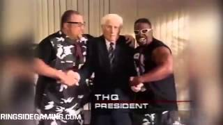 WWF No Mercy Video Game Commercial