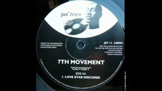 7th Movement  -  Odyssey (Love Star Discomix)