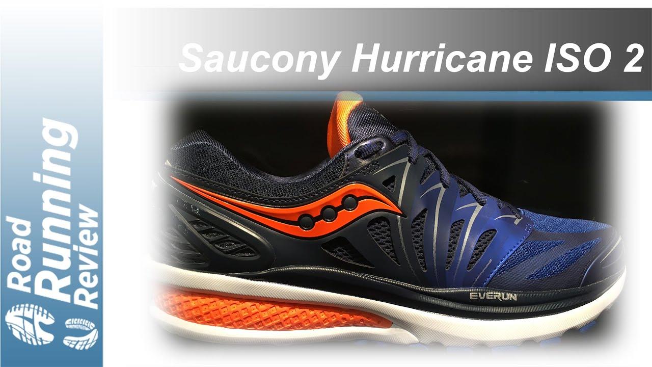Saucony Hurricane Iso 2