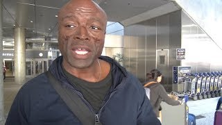 Seal Opens Up On His Rumored Romance With Charlize Theron