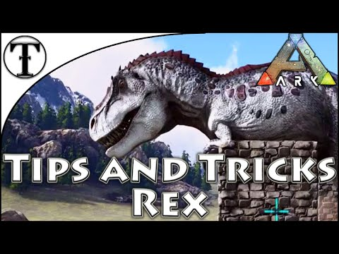Fast Rex Taming Guide :: Ark : Survival Evolved Tips and Tricks
